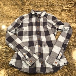 Abercrombie and Fitch Flannel Size Small